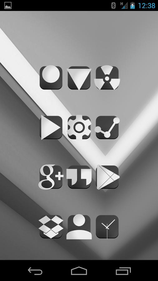 WTE - Icon Pack Screenshot
