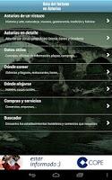 Screenshot of Guía turística de Asturias