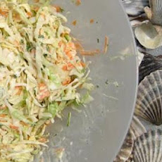 Lemon Coleslaw