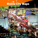 Las Vegas Street Map icon