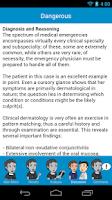 Screenshot of Prognosis : Emergency Medicine