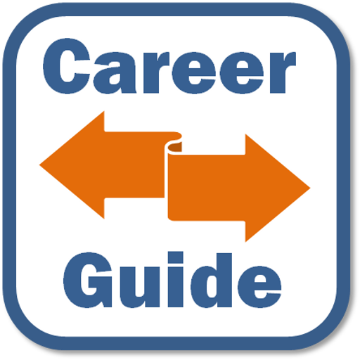 Career Guide LOGO-APP點子