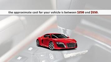 Screenshot of IAS SmartPad for Dealers