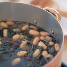 White Bean Soup with Chard