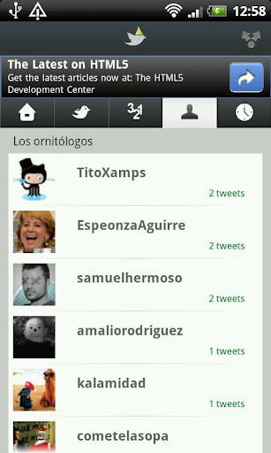 【免費娛樂App】Twittertido para Android-APP點子