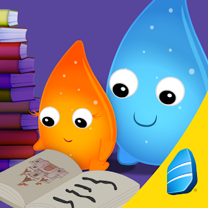 Rosetta Stone® Kids Reading teaches kids ages 3-7 how to read. APK Icon
