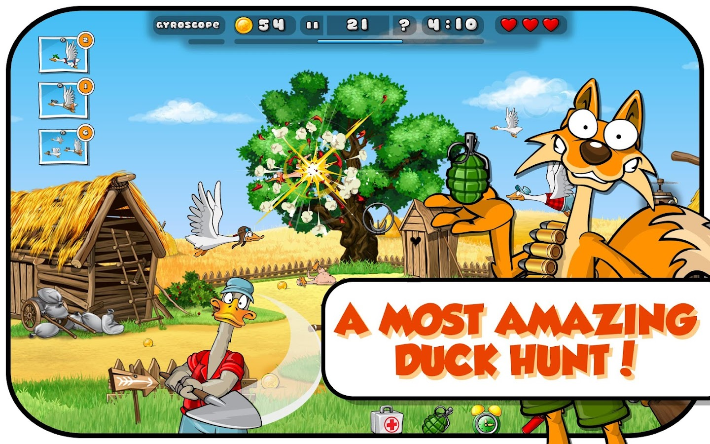 Duck Destroyer Screenshot 6