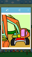 Screenshot of Kids Coloring ( Vehicle )