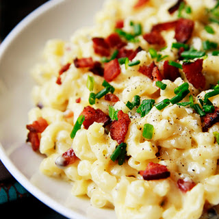 Bacon Mac & Cheese with Wisconsin Gruyere