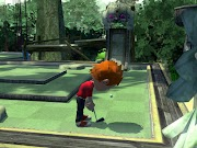 Crazy Mini Golf