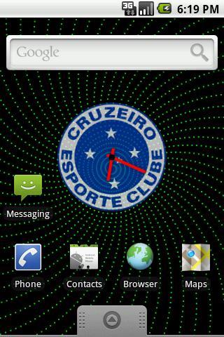Relógio Cruzeiro