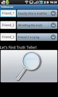 Screenshot of Tell me Liar - Truth or Dare