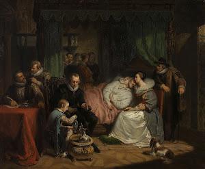 RIJKS: Nicolaas Pieneman: painting 1840