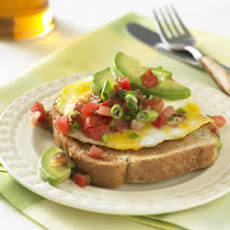 Southwestern Whole Grain Egg Sandwich
