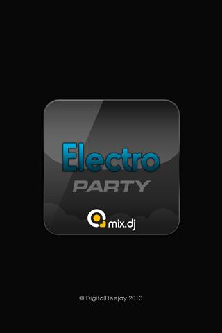 electro-party-by-mix-dj for android screenshot
