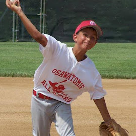 My Boy by Chrissy Rayl - Sports & Fitness Baseball