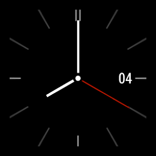 Woto Watch Face - screenshot