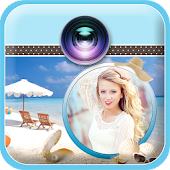 Download SUMMER PICTURE FRAMES APK on PC