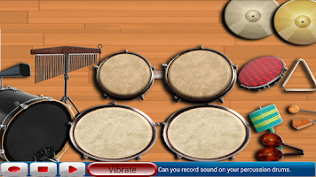 Screenshot of Percussion (Drums)