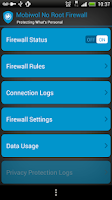 Screenshot of Mobiwol: NoRoot Firewall