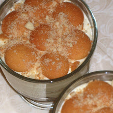 My Best Banana Pudding Dessert