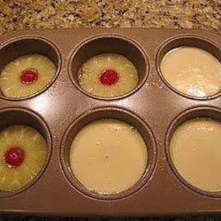 Mini Upside Down Cakes