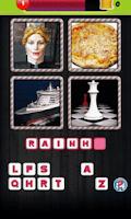 Screenshot of 4 fotos 1 palavra: Respostas!