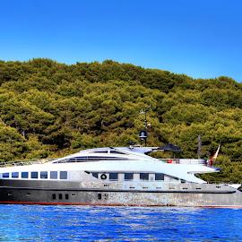 by overU Vigilans - Transportation Boats