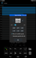 Screenshot of Audipo:Audio Speed Changer