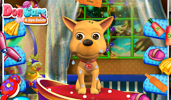 Screenshot of Dog Care & Spa Salon