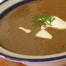 Black Bean Soup II