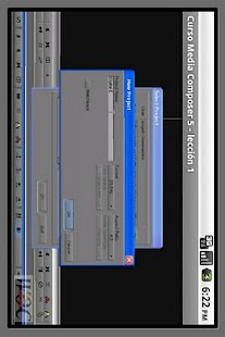 Curso Media Composer 5 app. 1 - screenshot