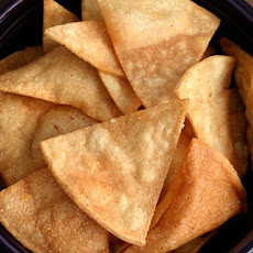 Basic Tortilla Chips Recipe