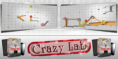 Screenshot of Crazy Lab FREE