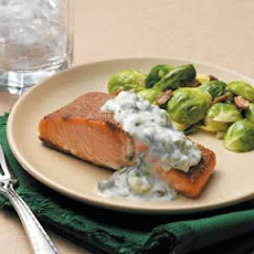 Baked Spiced Salmon