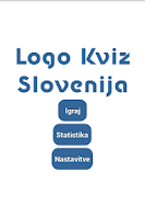 Screenshot of Logo Kviz Slovenija