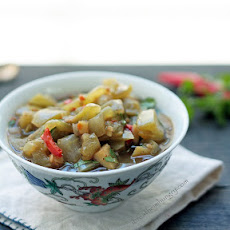 Low Carb Green Tomato Chutney