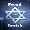 Proud to be Jewish icon