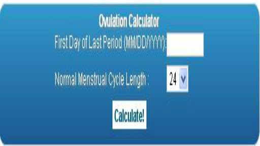 Ovulation Estimater