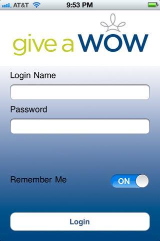 【免費商業App】Give A Wow-APP點子