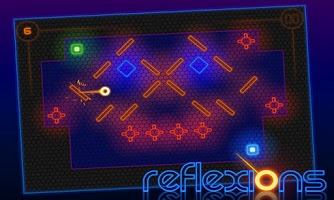 Screenshot of Reflexions
