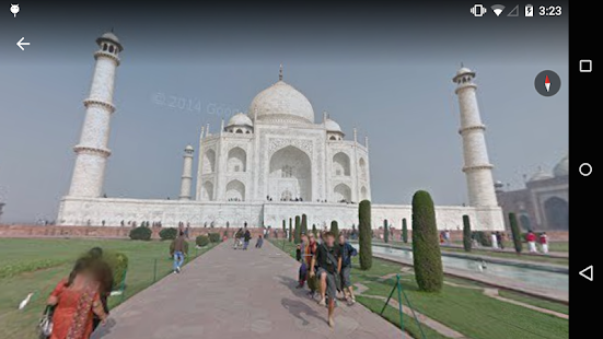 Google Earth APK for iPhone