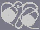 Thumbnail of the map 'big loops'