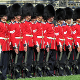 Changing of the guard by João Ascenso - People Group/Corporate