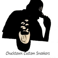 Chucktown Custom Sneakers