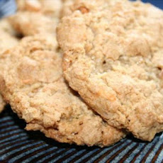 Oatmeal Butterscotch Toffee-Crisp Cookies