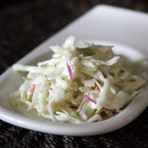 Coleslaw with Vinegar or Creamy Dressing