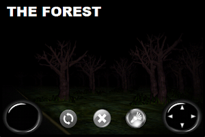 Screenshot of Slender Man RETRO