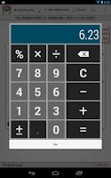 Screenshot of anMoney Budget & Finance