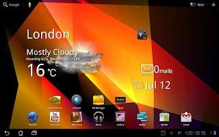 Screenshot of Symphony of Colors